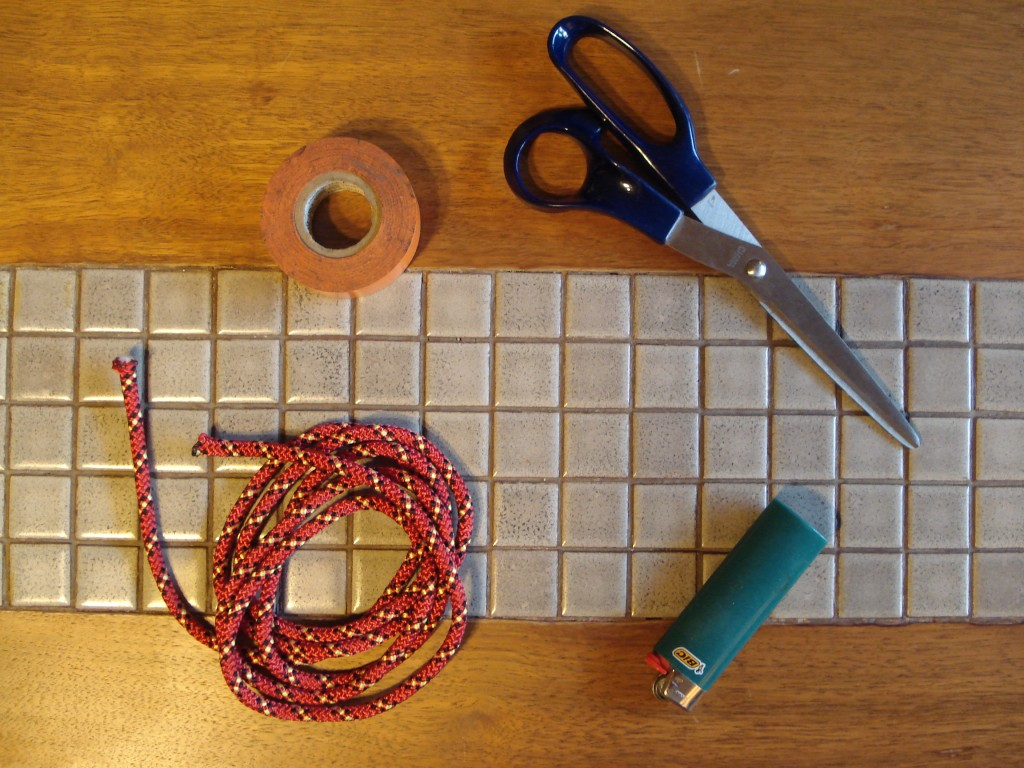 How to Make a Prusik Cord