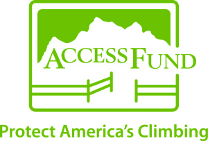 Access Fund logo.