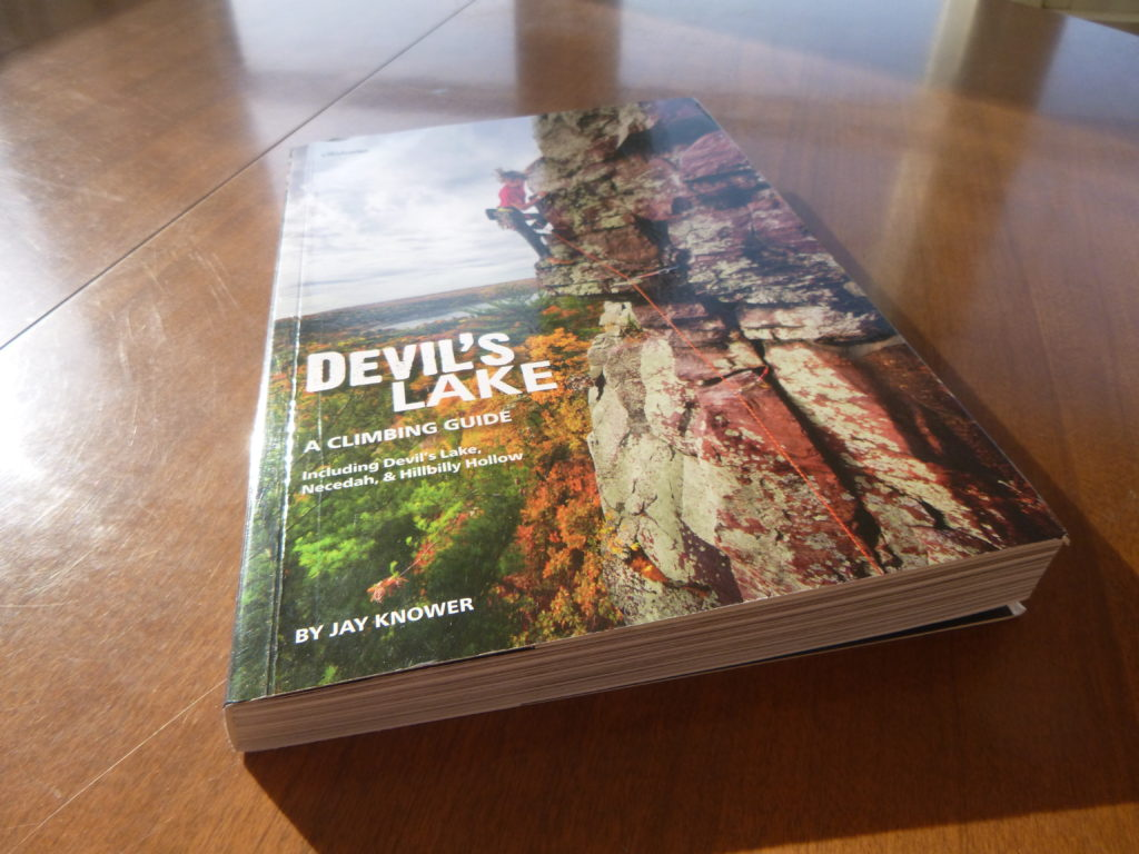 Devil's Lake: A Climbing Guide Review